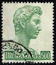 Buy Italy #690 St. George by Donatello; Used (3Stars) |ITA0690-03XRS
