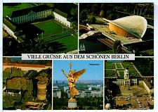 Buy GERMANY - THE BERLIN COLLECTION FDC7662