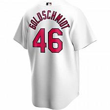 Buy Men's St. Louis Cardinals Paul Goldschmidt Replica Jersey White