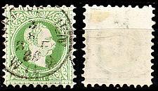 Buy ÖSTERREICH AUSTRIA [1867] MiNr 0036 II a A Z ( O/used ) [01] Wz Wmk