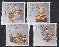 Buy GERMANY BUND [1988] MiNr 1383-86 ( **/mnh ) Kunst