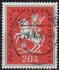 Buy GERMANY BUND [1958] MiNr 0287 ( O/used )