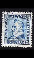 Buy ISLAND ICELAND [1935] MiNr 0186 ( O/used )