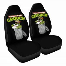 Buy Tmng Car Seat Covers Nerdy Geeky Pop Culture Set of 2 Front Seat