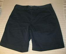 Buy Polo Ralph Lauren Relaxed Fit shorts 35 men's flat front navy blue