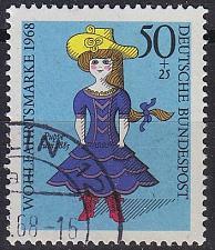 Buy GERMANY BUND [1968] MiNr 0574 ( O/used )