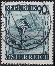 Buy ÖSTERREICH AUSTRIA [1945] MiNr 0766 ( O/used ) Landschaft