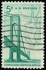 Buy US #1258 Verranzo-Narrows Bridge; Used (3Stars)  USA1258-03XRS