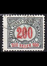 Buy ÖSTERREICH AUSTRIA [BosHerz Porto] MiNr 0013 A ( O/used )