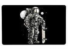 """Buy Astronaut Skater Large Mouse Pad 10"""" x 16"""" Mat Placemat Pop Culture Inspired Ner"""