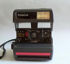 Buy Polaroid 636 Talking Camera Instant Film Camera. TESTED, WORKING