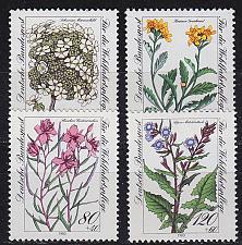 Buy GERMANY BUND [1983] MiNr 1188-91 ( **/mnh ) Pflanzen