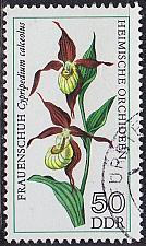 Buy GERMANY DDR [1976] MiNr 2140 ( OO/used ) Blumen