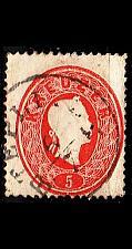 Buy ÖSTERREICH AUSTRIA [1860] MiNr 0020 a ( O/used )