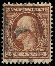 Buy US #377 George Washington; Used (2Stars) |USA0377-18