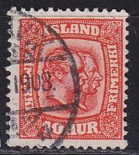 Buy ISLAND ICELAND [1907] MiNr 0053 ( O/used )