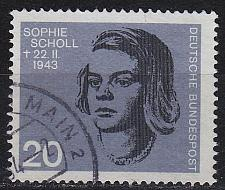 Buy GERMANY BUND [1964] MiNr 0431 ( O/used )