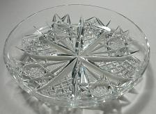 Buy Signed Hawkes Antique Cut Glass dish American Brilliant period, ABP