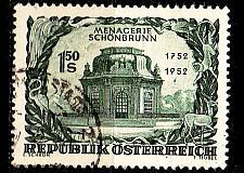 Buy ÖSTERREICH AUSTRIA [1952] MiNr 0973 ( O/used ) Architektur
