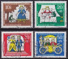 Buy GERMANY BUND [1966] MiNr 0523-26 ( O/used )