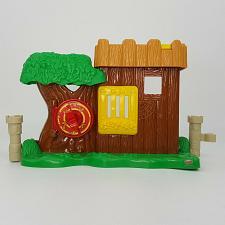Buy Fisher Price Little People Lil Kingdom Castle Watchful Woodsman Robin Hood 2003