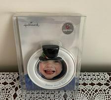 Buy Brand New Hallmark Magnetic Photo Frame Snow Much Fun Snowman 4 Dog Charity