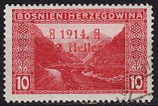 Buy ÖSTERREICH AUSTRIA [BosHerz] MiNr 0090 I ( O/used )