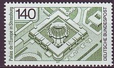 Buy GERMANY BUND [1977] MiNr 0921 ( **/mnh ) Bauwerke