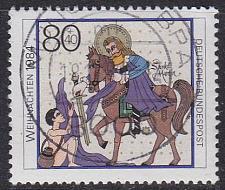 Buy GERMANY BUND [1984] MiNr 1233 ( O/used ) Weihnachten
