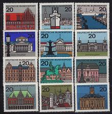 Buy GERMANY BUND [1964] MiNr 0416-27 ( **/mnh )