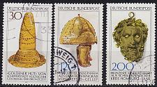 Buy GERMANY BUND [1977] MiNr 0943-45 ( O/used ) Kultur