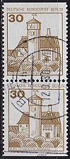 Buy GERMANY BERLIN [1977] MiNr 0534 CD ( O/used ) Bauwerke