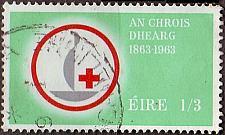 Buy IRLAND IRELAND [1963] MiNr 0162 ( O/used ) Rotes Kreuz