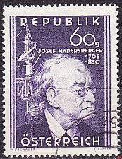Buy ÖSTERREICH AUSTRIA [1950] MiNr 0951 ( O/used )