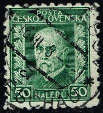 Buy Czechoslovakia #128 President Masaryk; Used (2Stars) |CZE0128-06XRS