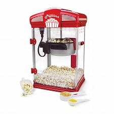 Buy West Bend 82515 Hot Theater Style Popper Machine with Nonstick Kettle Includes