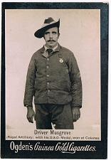 Buy Ogden's Guinea Gold Cigarettes Tobacco Card Driver Musgrove