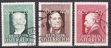 Buy ÖSTERREICH AUSTRIA [1948] MiNr 0855-57 ( O/used )