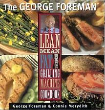 Buy The George Foreman Lean Mean Fat Reducing Grilling Machine Cookbook For Charity
