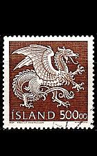 Buy ISLAND ICELAND [1989] MiNr 0703 ( O/used ) Tiere