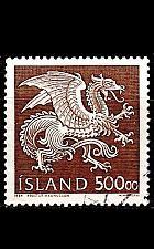 Buy ISLAND ICELAND [1989] MiNr 0703 ( O/used ) Tiere