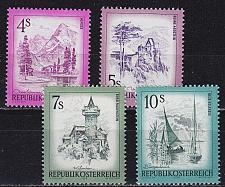 Buy ÖSTERREICH AUSTRIA [1973] MiNr 1430-33 ( **/mnh )
