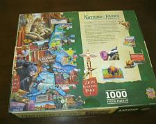 Buy MasterPieces National Parks of America 1000 Piece Jigsaw Puzzle