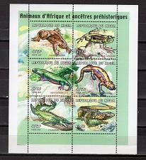 Buy NIGER - 2000 Extinct and Recent Animals of Africa M2885