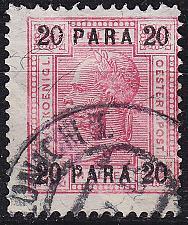 Buy ÖSTERREICH AUSTRIA [Levante] MiNr 0044 ( O/used )