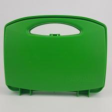 Buy Playmobil Green Take Along Carry Case Storage Travel Geobra 2016 Plastic