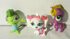 Buy Littlest Pet Shop - Hasbro LPS - Lot of 3: MALTESE #3687 PONY #3687 LIZARD #3558