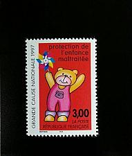 Buy 1997 France Protection of Abused Children Scott 2618 Mint F/VF NH