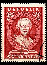 Buy ÖSTERREICH AUSTRIA [1951] MiNr 0965 ( O/used )