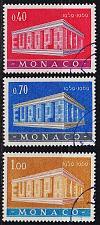 Buy MONACO [1969] MiNr 0929-31 ( O/used ) CEPT